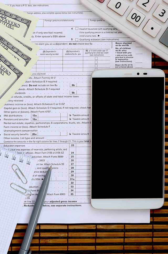 nyc income tax preparation document